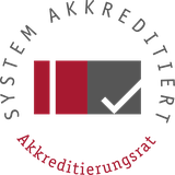 Siegel: System akkreditiert Akkreditierungsrat