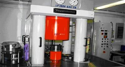 Stempelzylinderpresse