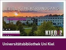Link zum Video: Die Universitätsbibliothek der Uni Kiel